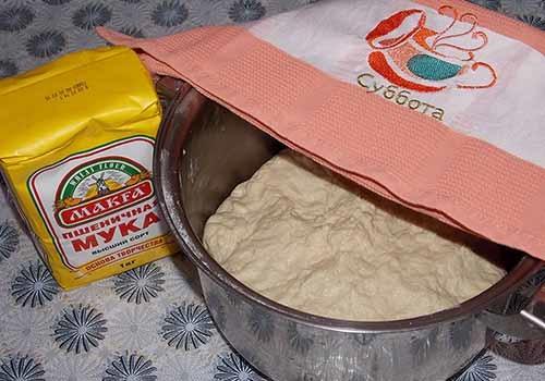 Пирожки на сыворотке жареные - фото шаг 3