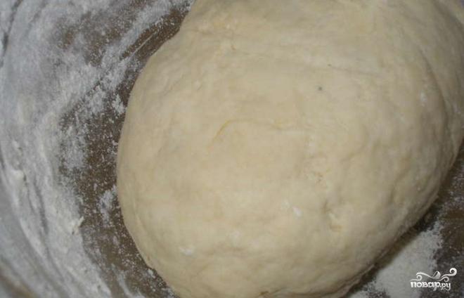 Пирожки с индейкой в духовке - фото шаг 3