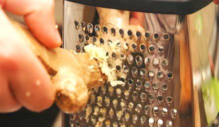 Рецепт Жиросжигающий напиток из имбиря