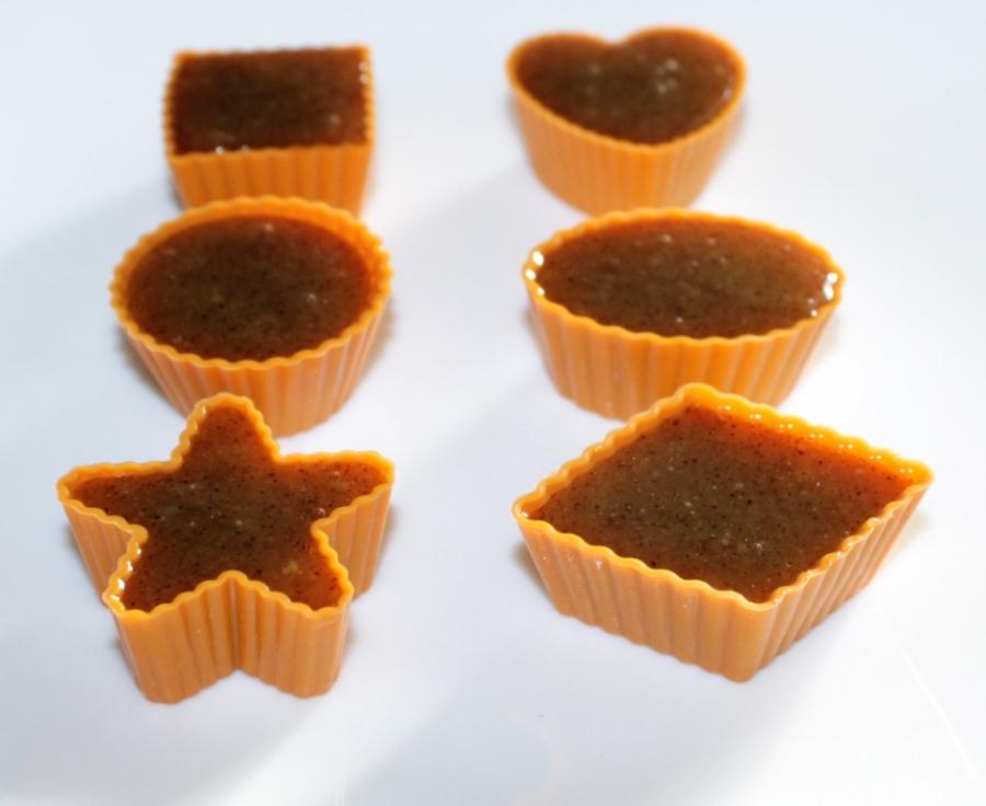 Рисово-апельсиновые конфетки  - фото шаг 6