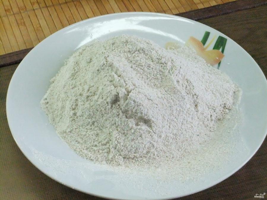 Домашний постный хлеб - фото шаг 6