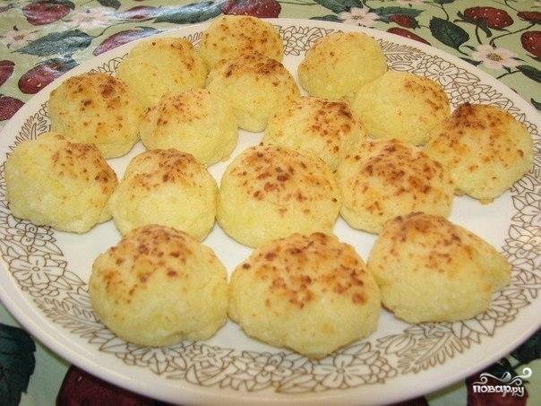 Печенье из глазированных сырков - фото шаг 4