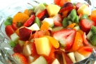 Воскресный фруктовый салат