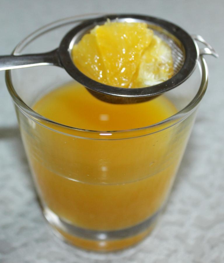 Рисово-апельсиновые конфетки  - фото шаг 3