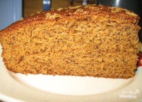Рецепт Медовый пирог на скорую руку