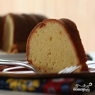 Кекс со сливочным сыром - фото шаг 4