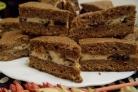 Печенье-сэндвичи с творожной начинкой