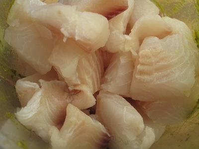 Рецепт Запеканка из рыбного фарша