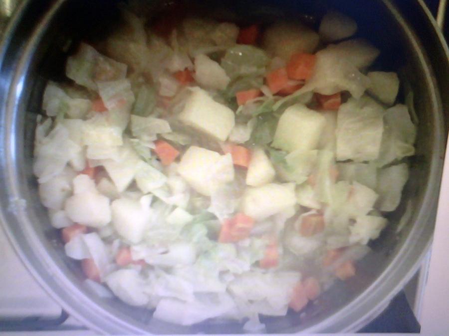 Овощное рагу по-домашнему - фото шаг 6