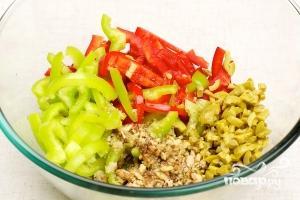 Салат из сладкого перца - фото шаг 4