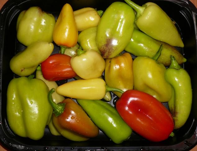 Аджика из томатов - фото шаг 2