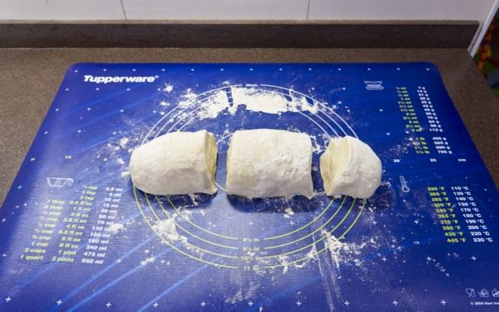 Тесто для итальянской пиццы - фото шаг 4