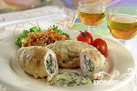 Рецепт Курица по-боярски