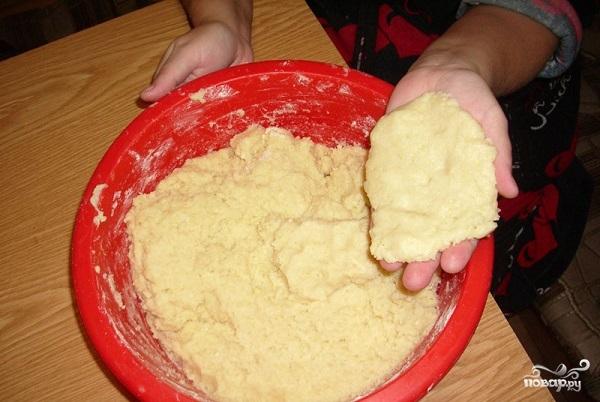 Картофельные пирожки с грибами - фото шаг 6