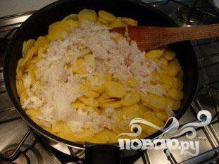 Картофельная тортилла (испанский омлет) - фото шаг 6