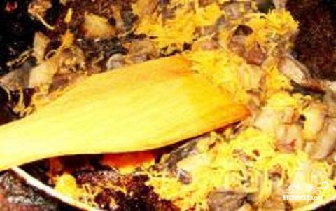 Голубцы с грибами - фото шаг 2