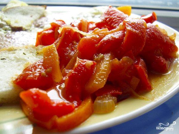 кабачки на зиму с помидорами рецепты приготовления
