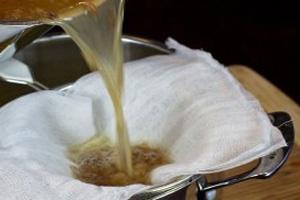Квас из пшеничной муки - фото шаг 2