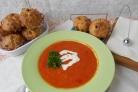 Суп с пампушками