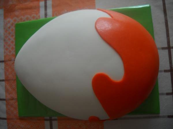 Как сделать яйца для торта 413