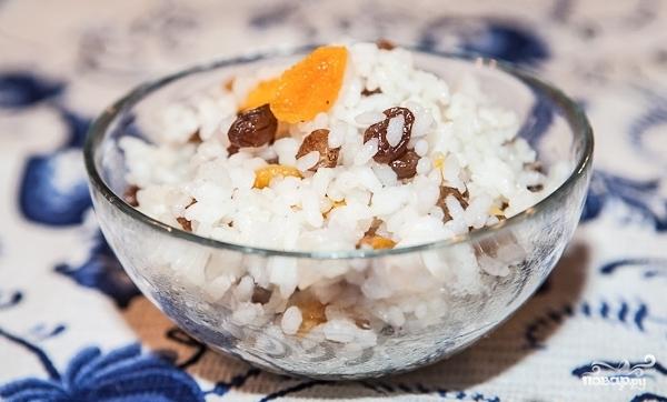 Кутья из риса с изюмом - фото шаг 6