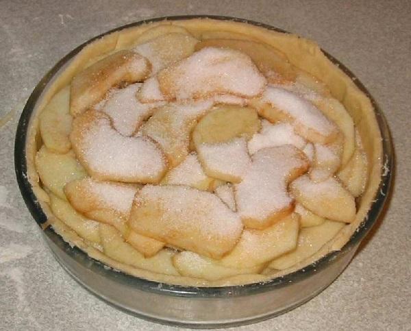 простой рецепт пирога сладкого