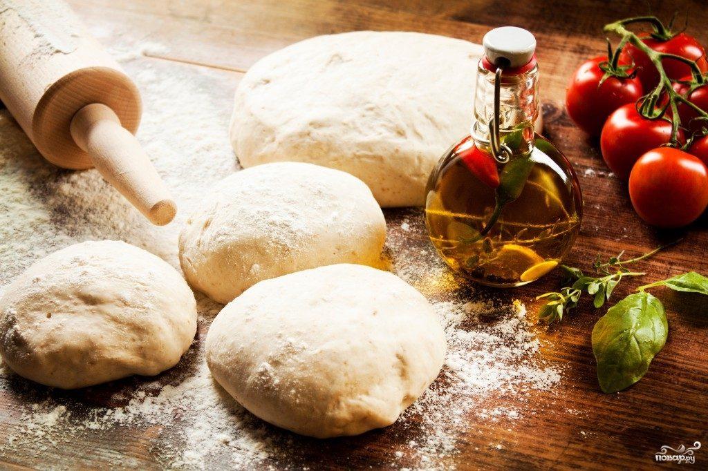 поваренок.ру рецепт тесто для пиццы