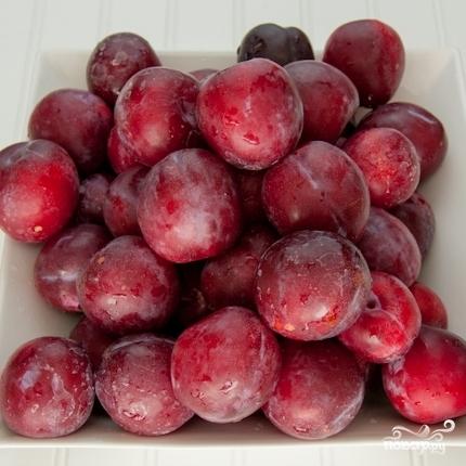 Рецепт Сливовая смоква
