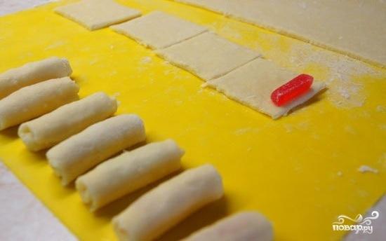 Трубочки творога рецепт фото