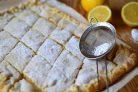 Лимонный пирог из дрожжевого теста