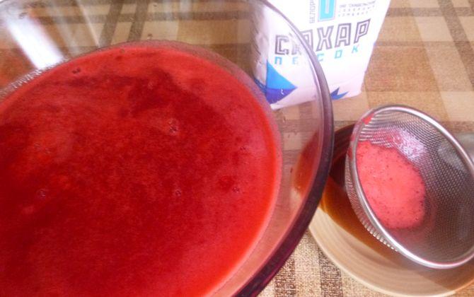 Сироп из смородины на зиму - фото шаг 4