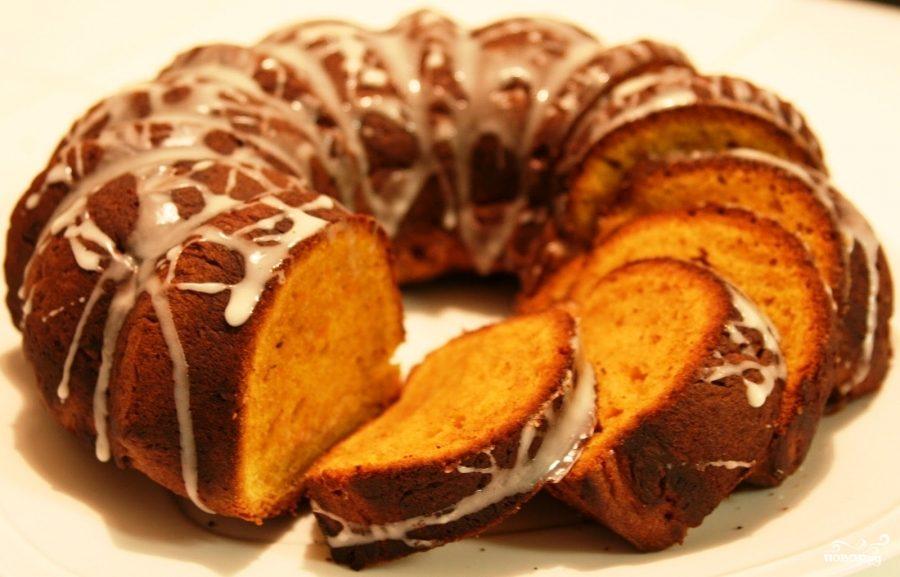 Рецепт Кекс из сладкого картофеля с виски