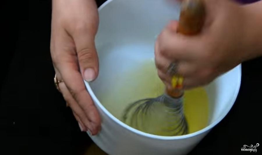 Белковый крем для трубочек - фото шаг 4