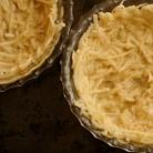 Рецепт Пирог с картофельной корочкой, цветной капустой и сыром