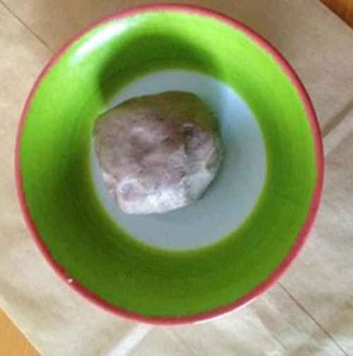 Десерт в виде овцы - фото шаг 2