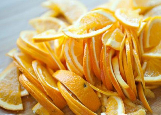 Рецепт Мармелад из апельсина