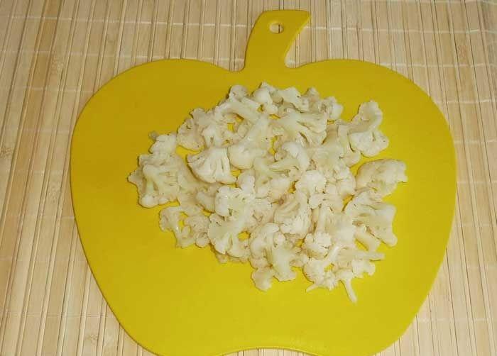 Салат с масляной рыбой - фото шаг 5