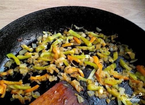 Куриная грудка в кисло-сладком соусе - фото шаг 5