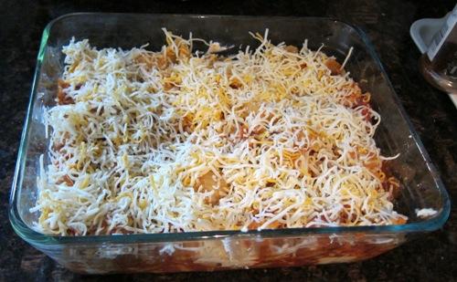 Запеченные макароны в духовке - фото шаг 8