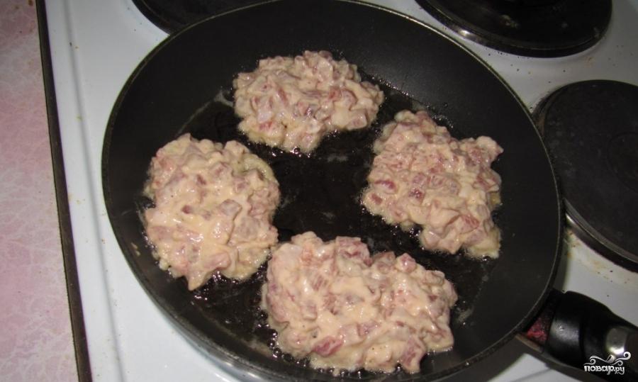 Котлеты из рубленного мяса - фото шаг 6