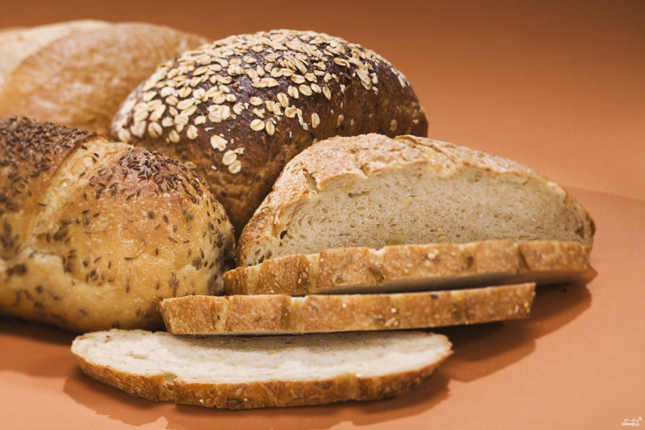 Рецепт Цельнозерновой хлеб в хлебопечке