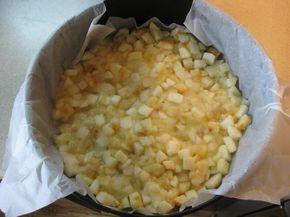 Ржаная шарлотка с яблоками - фото шаг 7