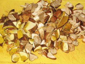 Рецепт Подосиновики, жареные с картошкой