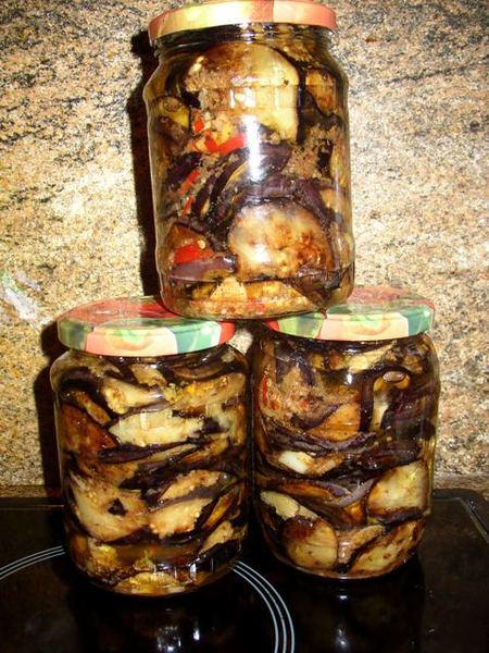 Жареные баклажаны на зиму - фото шаг 7