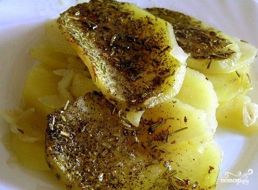Картофель по-французски в мультиварке