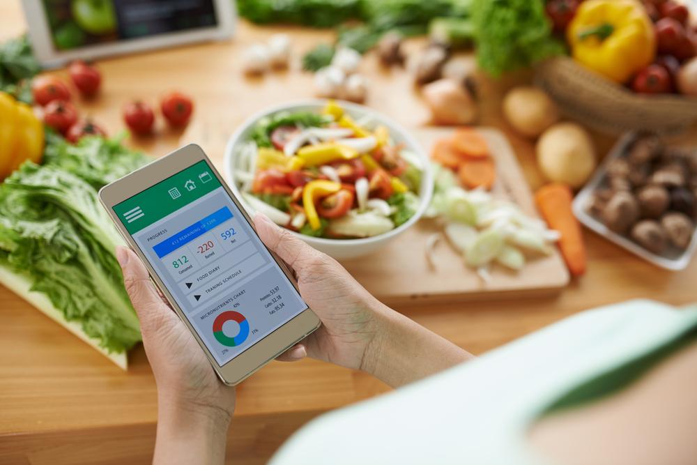 Подсчет калорий для снижения веса