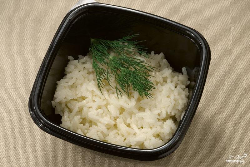 Рис в микроволновке - фото шаг 5