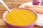 Суп из моркови с карри
