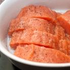 Рецепт Лосось в сливочном соусе