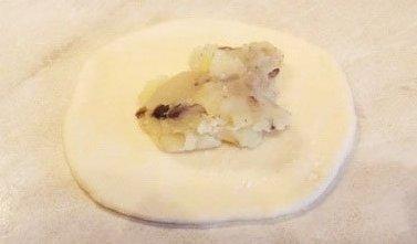 Вкусные постные пирожки - фото шаг 4